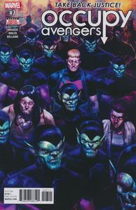 [Occupy Avengers #7 (Product Image)]