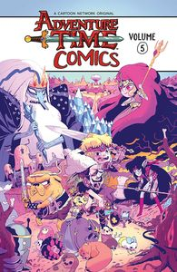 [Adventure Time Comics: Volume 5 (Product Image)]