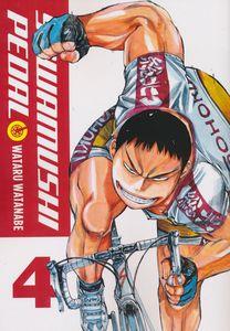[Yowamushi Pedal: Volume 4 (Product Image)]