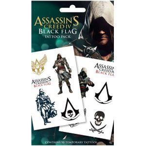 [Assassins Creed IV: Black Flag: Tattoo Pack (Product Image)]