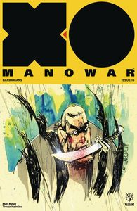 [X-O Manowar (2017) #16 (Cover B Mahfood) (Product Image)]
