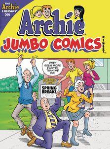 [Archie: Jumbo Comics Digest #299 (Product Image)]