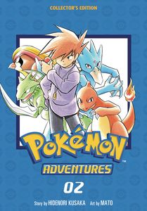 [Pokemon Adventures: Collectors Edition: Volume 2 (Product Image)]