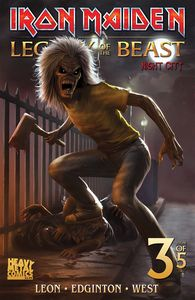 [Iron Maiden: Legacy Of The Beast: Volume 2: Night City #3 (Cover C Carlos Dattoli) (Product Image)]