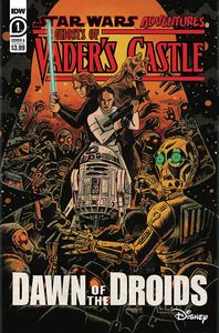 [Star Wars Adventures: Ghost Of Vader's Castle #1 (Cover B Charm) (Product Image)]