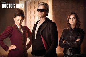 [Doctor Who: Poster: Iconic Season 9 (Product Image)]