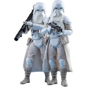 [Star Wars: Battlefront: Deluxe Action Figure 2-Set: Snowtroopers (Product Image)]