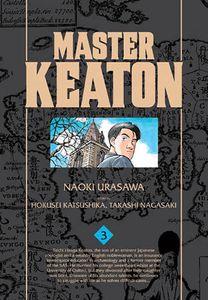 [Master Keaton: Volume 3 (Product Image)]
