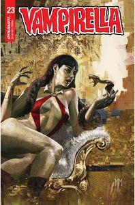 [Vampirella #23 (Cover B Mastrazzo) (Product Image)]