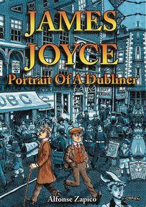 [James Joyce: Portrait Of Dubliner Graphic Biography (Product Image)]