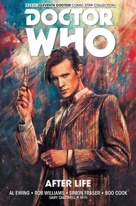 [Doctor Who: The Eleventh Doctor: Titan: Volume 1: After Life (Product Image)]