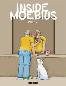 [Moebius Library: Inside Moebius: Volume 2 (Hardcover) (Product Image)]