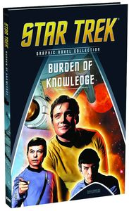 [Star Trek: Graphic Novel Collection: Volume 44: Burden Of Knowledge (Product Image)]