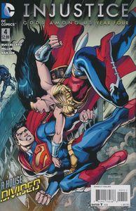 [Injustice Gods: Among Us: Year Four #4 (Product Image)]