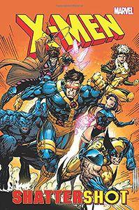 [X-Men: Shattershot (Hardcover) (Product Image)]