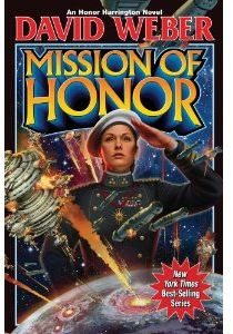 [Honor Harrington: Book 12: Mission Of Honor (Product Image)]