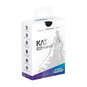 [Katana Sleeves: Standard Size: Black (Product Image)]