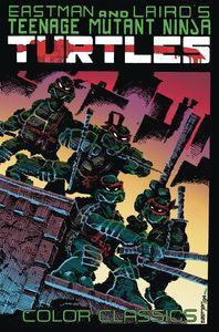 [Teenage Mutant Ninja Turtles: Color Classics: Volume 1 (Product Image)]