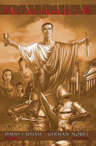 [Caligula #1 (Golden Variant) (Product Image)]