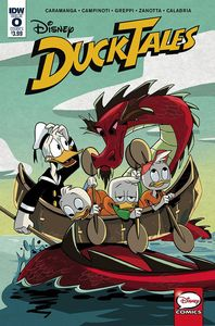 [DuckTales #0 (Cover A Ghiglione) (Product Image)]