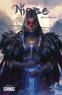 [The cover for Niobe: She Is Death #1 (Cover A Nam)]