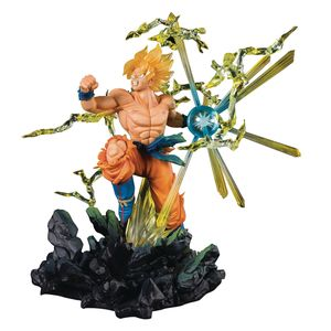 [Dragon Ball Z: Statue: Super Saiyan: Son Goku (Product Image)]