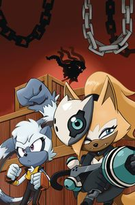 [Sonic The Hedgehog: Tangle & Whisper: Volume 1 (Product Image)]