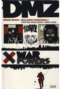 [DMZ: Volume 7: War Powers (Titan Edition) (Product Image)]