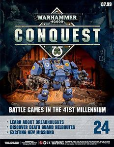 [Warhammer 40K: Conquest: Figurine Collection #24 (Product Image)]