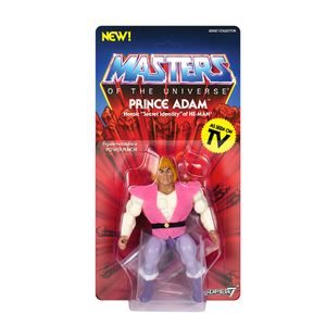 [Masters Of The Universe: Vintage Action Figure: Prince Adam (Product Image)]