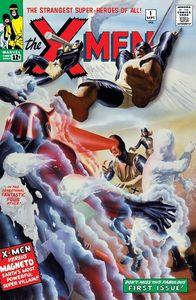 [X-Men: Omnibus: Volume 1 (New Printing Hardcover) (Product Image)]