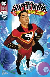 [New Super Man & The Justice League Of China #20 (Variant Edition) (Product Image)]