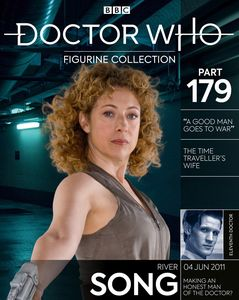[Doctor Who: Figurine Collection #179: River Song (Product Image)]