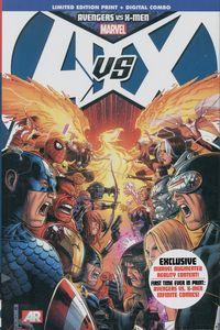 [Avengers Vs X-Men (Hardcover - Jim Cheung Cover) (Product Image)]