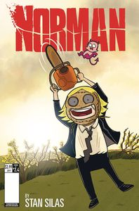 [Norman: The First Slash #4 (Cover A Ellerby) (Product Image)]