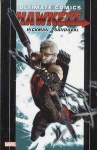 [Ultimate Comics: Hawkeye (Premier Edition Hardcover) (Product Image)]