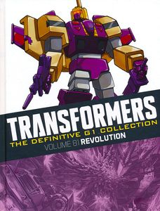 [Transformers: Definitive G1 Collection: Volume 83: Revolution (Product Image)]