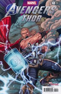 [Marvels Avengers: Thor #1 (Ron Lim Variant) (Product Image)]