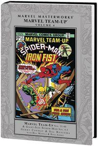 [Marvel Masterworks: Marvel Team-Up: Volume 4 (Hardcover) (Product Image)]