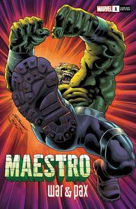 [Maestro War & Pax #1 (Bennett Variant) (Product Image)]
