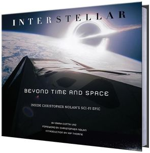 [Interstellar: Beyond Time & Space (Hardcover) (Product Image)]