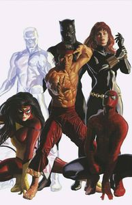 [Empyre Aftermath: Avengers #1 (Alex Ross Timeless Thank You Variant) (Product Image)]