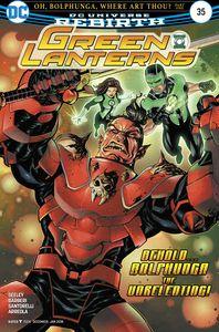 [Green Lanterns #35 (Product Image)]