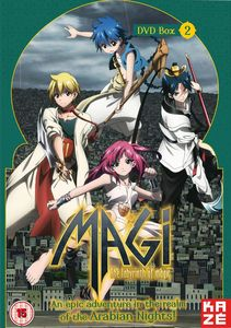[Magi: The Labyrinth Of Magic: Season 1 Part 2 (Product Image)]