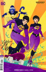 [Wonder Twins #2(Variant Signed Edition) (Product Image)]