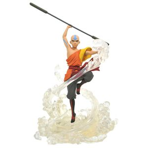 [Avatar: The Last Airbender: Gallery Statue: Aang (Product Image)]