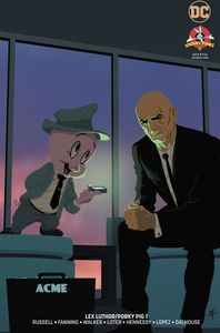 [Lex Luthor: Porky Pig: Special #1 (Variant Edition) (Product Image)]
