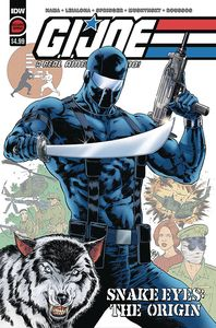 [Gi Joe: A Real American Hero (Snake Eyes Origin 2nd Printing) (Product Image)]