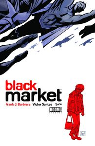 [Black Market #1 (2nd Printing) (Product Image)]