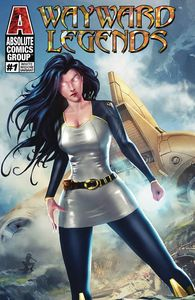 [Wayward Legends #1 (White Widow Cover) (Product Image)]